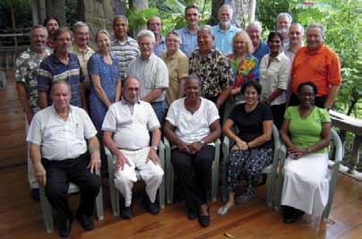 Asa Wright Nature Centre Board Members